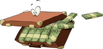 Suitcase of money The Ultimate Guide to Easy Scholarships