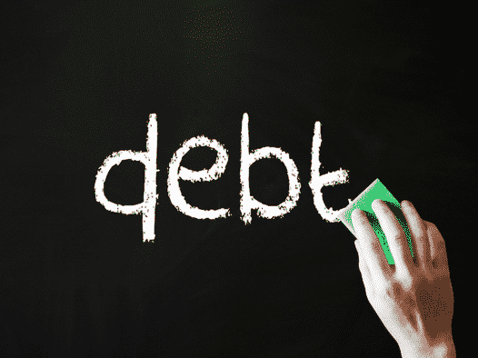 debt 16 New Years Resolutions for Students to Stick to in 2016